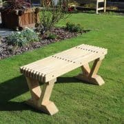 TWO SEATER BENCH